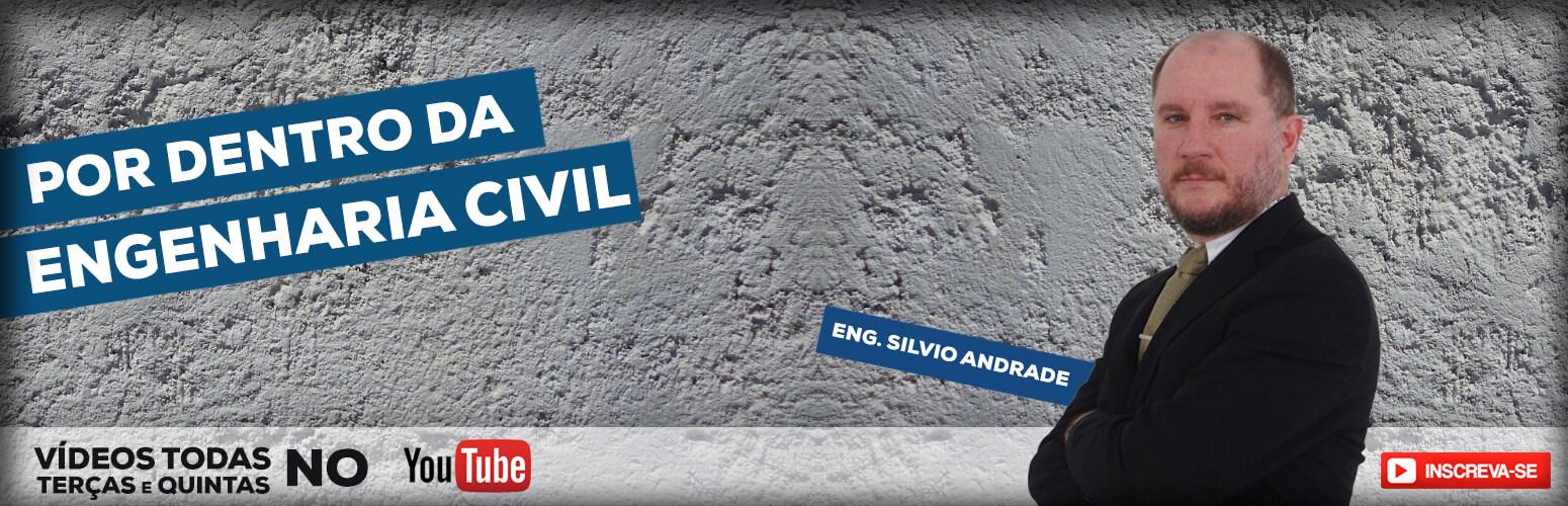 Silvio Andrade no youtube