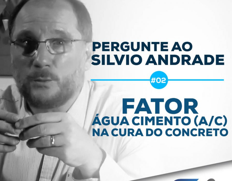 fator agua cimento do concreto